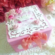 A personal favorite from my Etsy shop https://www.etsy.com/listing/281310876/personalized-princess-wood-box-baby-girl