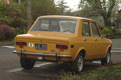 1973 Fiat 128 Sedan Berlina