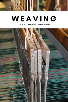 Discover more about the weaving history of Triona in Ardara, County Donegal, Ireland #Triona #Weaving #DonegalTweed #Tweed #Wool #Ireland #IrishFashion #IrishHistory Irish Fashion, Tweed Fabric, Donegal, Wind Chimes, Ireland, This Is Us, Weaving, Wool, History