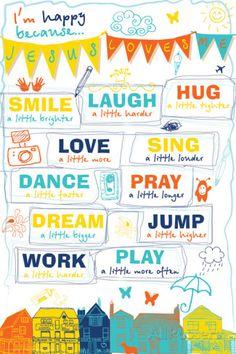 Happy Life Affiche