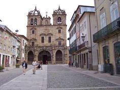 Braga's Cathedral, Portugal