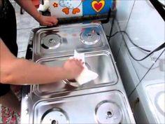 Descubra uma nova maneira de limpar seu fogão e deixa-lo brilhante, assistindo ao vídeo AQUI!