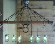 Image result for light made out of a yoke