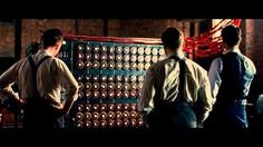 Benedict Cumberbatch, Keira Knightley, Mark Strong star in THE IMITATION GAME - watch the newest trailers...