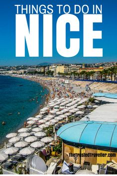 Here is my list of things to do in Nice, France (plus the surrounding region) that will keep you busy for a few days on this world famous coastline. Europe Travel Guide, France Travel, Travel Destinations, France Europe, Travel Guides, Malta, Monaco, Portugal, Stuff To Do