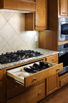 #kitchen #shelves #organization #glideout #naples