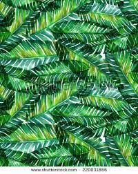 Image result for green leaves painting
