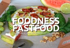 Bestel het Foodness Fastfood e-book hierrrr!
