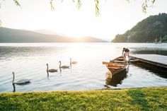 Sommer 2020: Vorfreude im Romantik SPA Hotel Seefischer - The Chill Report Spa Hotel, Mountains, Outdoor Decor, Nature, Travel, Romantic Vacations, Steam Bath, Perfect Place, Naturaleza