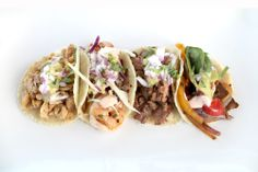 Just like this terrific line up of tacos we're set to join up with a terrific line up food trucks tonight at Bell Intermediate School.  From 5P to 8:30P we will be grilling alongside our buddies The Flip Truck & The Grilled Cheese Truck at 12345 Springdale St, Garden Grove CA.  10% of our proceeds goes towards this fine institution of learning.  Join us!  #gourmetacos #nom #yum #delicious #bellintermediate #gardengrove #oc #orangecounty