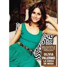 fuck yeah olivia palermo ❤ liked on Polyvore featuring olivia palermo