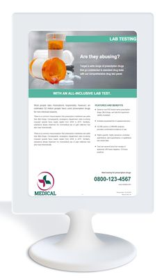 Use this free medical definition template for all health issues. Typing prescription details on the ready designed layout will make your product specification more clear and outstanding. Drug Test, Data Sheets, Definitions, Drugs, Medical, Layout, Make It Yourself, Templates, Health