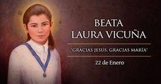 BEATA LAURA VICUÑA 22 de Enero