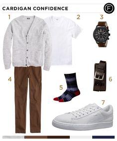 Dress Like Patrick Adams