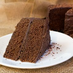 This perfectly rich chocolate Fudge Cake with Fudge Frosting is such a delightfully tasty any occasion cake that is easy to make and topped with an equally amazing fudge frosting. Even for those of us that aren't chocolate addicts, this easy chocolate fudge layer cake will win you over!