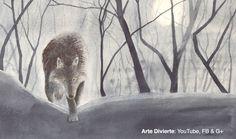 Cómo dibujar un lobo - Especial de día de muertos #arte #dibujo #ArteDivierte #lobo #animales #artistleonardo #LeonardoPereznieto #Tutto3 #Patreon #díademuertos Haz clíck aquí para ver mi libro: http://www.artistleonardo.com/#!ebooks/cwpc