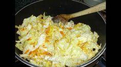Rice and Savoy Cabbage www.easyitaliancuisine.com