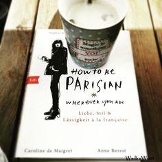 """Erwähnte ich schon mal, dass ich ein frankophiles Stück bin? Ja, ich glaube schon. Und ich kann förmlich spüren, wie einige von euch genervt mit den Augen rollen. ;) Nun, einem Buch meiner """"…"""