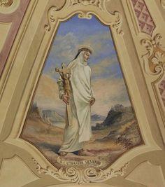 St. Catherine of Siena | http://www.saintnook.com/saints/catherineofsiena - File:Wallfahrtskirche Heiligengrab - Katharina.jpg