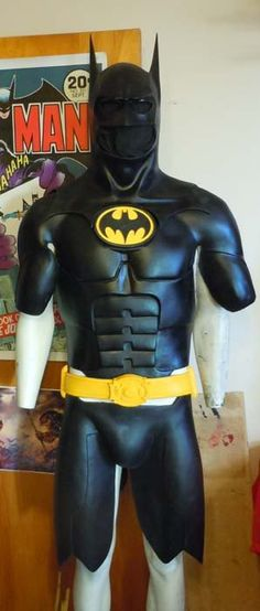 batman returns armor cowl and symbol by JPFX on Etsy 7f32c0d4a