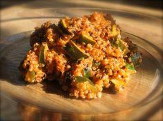 quinoa pomodori