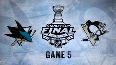 #NHL #StanleyCup Sharks stay alive with 4-2 win in Game 5