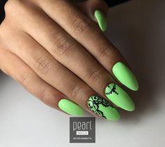 Green nails made with 374 Classic gel polish and 1302 Premium Finish color gel. Nail Art, Green Nails, Gel Polish, Classic, Color, Green Toe Nails, Derby, Green Nail, Gel Nail Varnish