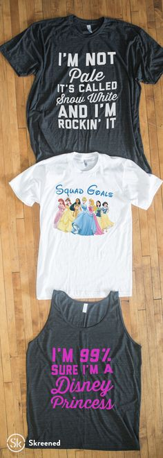 Disney is a way of life!  Get your Magic Kingdom gear here: http://skreened.com/search/disney