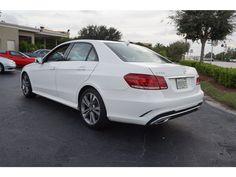 2014 Mercedes-Benz E-Class Sport- For Sale at All European Autos Center in Jupiter Benz E Class, Luxury Cars, Cars For Sale, Mercedes Benz, Automobile, Sport, Autos, Fancy Cars, Car