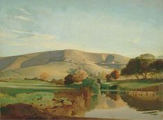 Ditchling Beacon, East Sussex by Charles Knight