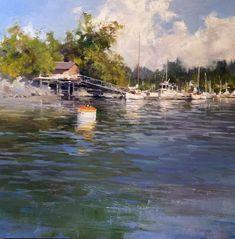 Canadian Painters, Canadian Artists, Cool Landscapes, Landscape Paintings, All Falls Down, Salon Art, Unique Drawings, Pastel Portraits, Art Competitions
