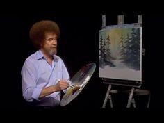 Bob Ross - Snowy Morn (Season 19 Episode 4) - YouTube