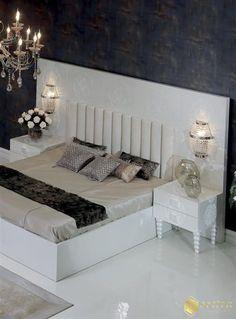 Stylowa sypialnia Monetti