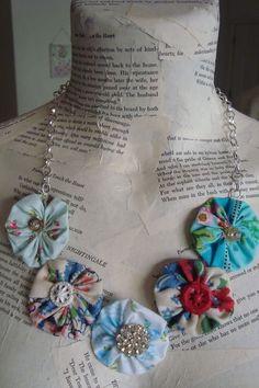 Yoyo necklace, c. 2009