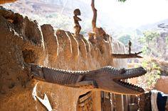 dogon village mali - Google Search
