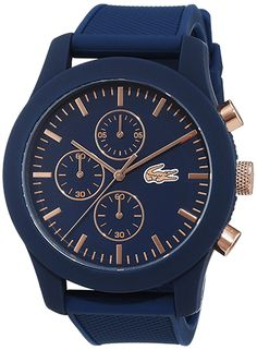 Lacoste Men's 2010826 Analog Display Quartz Black Watch for sale Lacoste Sport, Lacoste Men, Cool Watches, Watches For Men, Men's Watches, Michael Kors, Sell Gold, Watch Sale, Fashion Watches