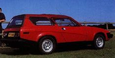 1980 Crayford Triumph TR7 Tracer Estate - Must be very rare - if not Unique :-)