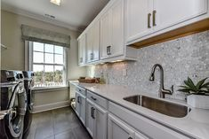 Fielding Homes - Homes & Floor Plans in Charlotte Metro Laundry Room Design, Laundry Rooms, Wash And Fold, Under Cabinet Lighting, Masons, Outdoor Living Areas, Guest Suite, House Floor Plans