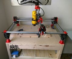 Mostly+Printed+CNC+/+MultiTool+by+Allted.