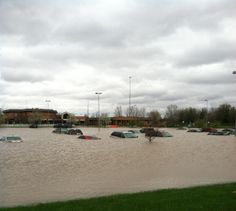 Tipton County, Indiana Is Now Under State of Emergency Due to Flooding 2013