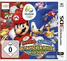 Mario & Sonic bei den Olympischen Spielen: Rio 2016 (Nintendo 3DS)