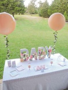 Tea Party Baby Shower Party Ideas