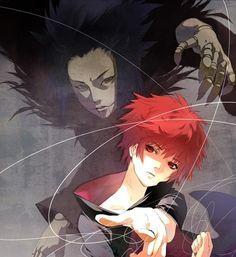 Imagem via We Heart It https://weheartit.com/entry/131031587 #anime #cool #manga #sasori #narutoshippuden