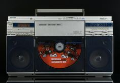 Sharp VZ-2500 plays records =)