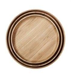 Wood: Nesting trays by nord | wood trays