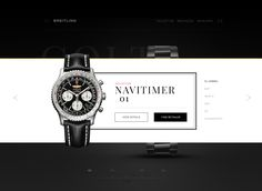 https://dribbble.com/shots/1793287-Breitling-Product-Mock/attachments/294878