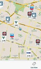 Gas Buddy - A must for every phone, it finds where you are and tells you how far to the nearest gas station and prices