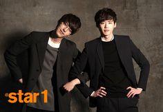 Kim Woo Bin & Lee Jong Suk