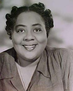 LOUISE BEAVERS (1902 - 1962) an African-American film and television actress. Beavers appeared in dozens of films from the 1920s to the 1930s, most often in the role of a maid, servant, or slave. Wikipedia