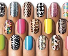 Los mejores diseños de uñas decoradas para comenzar a sacar nuevas ideas para pintarte las uñas con los dibujos mas hermosos que te gusten.